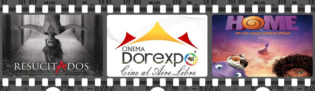 Cinema Julio Viernes 10 Sábado 11